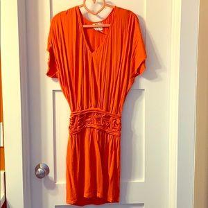 Max studio dress - orange